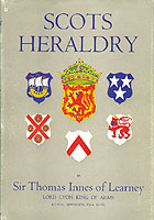 Scots Heraldry 2nd Edition - Thomas Innes of Learney